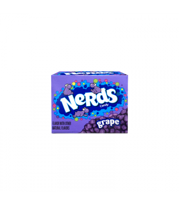 Nerds Grape Fun Size Box - SINGLE Sweets and Candy Ferrara