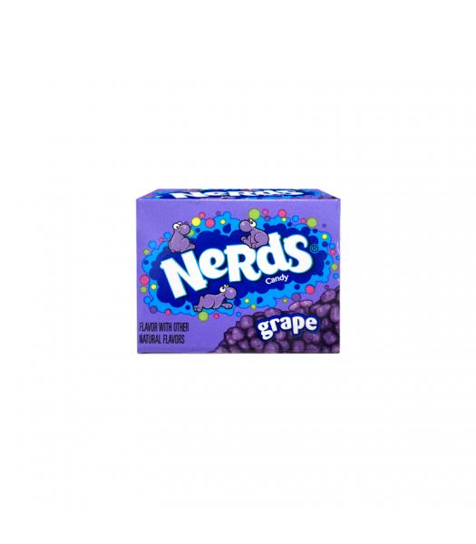 Nerds Grape Fun Size Box - SINGLE Sweets and Candy Ferrara