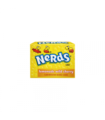 Nerds Lemonade Wild Cherry Fun Size Box - SINGLE Sweets and Candy Ferrara