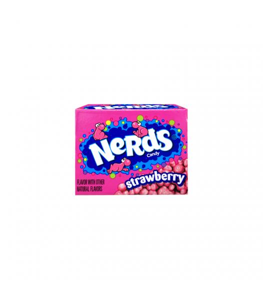 Nerds Strawberry Fun Size Box - SINGLE Sweets and Candy Ferrara