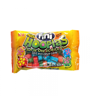 Fini Mini Hooplas - 2.5oz (70g) Sweets and Candy Fini