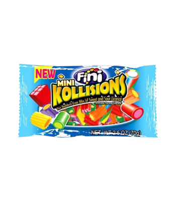 Clearance Special - Fini Mini Kollisions - 2.5oz (70g) **Best Before: August 20** Clearance Zone