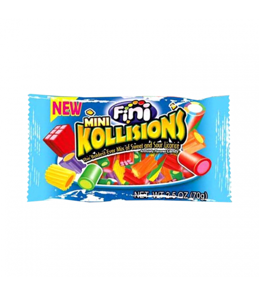 Fini Mini Kollisions - 2.5oz (70g) Sweets and Candy Fini