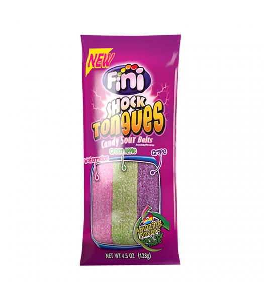 Fini Shock Tongues Peg Bag 4.5oz (128g) Sweets and Candy Fini