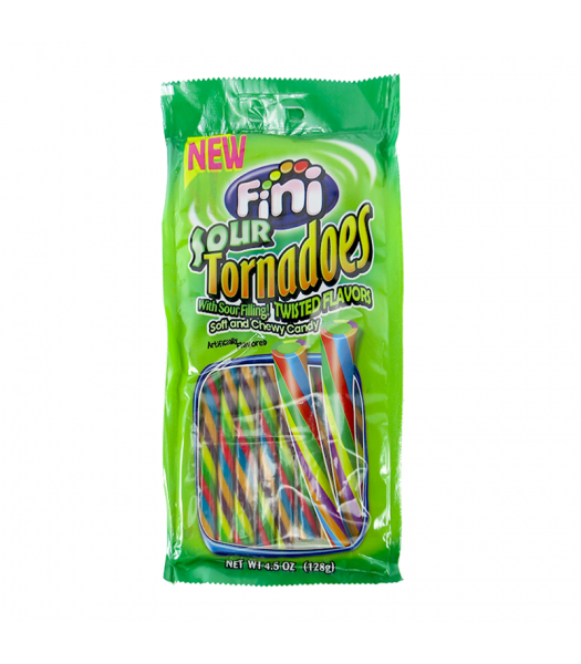 Fini Sour Tornadoes - 4.5oz (128g) Sweets and Candy Fini
