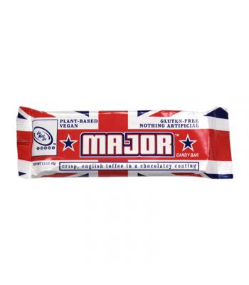 Go Max Go Major™ Vegan Candy Bar - 1.5oz (43g) Chocolate, Bars & Treats Go Max Go