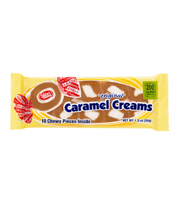 Goetze's Original Caramel Creams 1.9oz (54g) Sweets and Candy Goetze's
