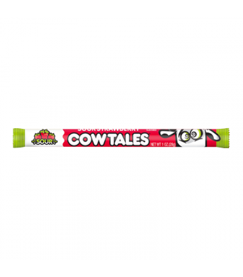 Cow Tales Limited Edition Sour Strawberry - 1oz (28g) Sweets and Candy Goetze's