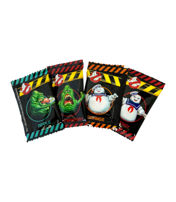 Ghostbusters Popping Candy 33g Sweets and Candy