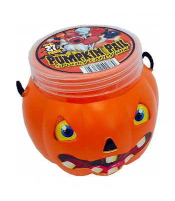 Pumpkin Pail Spooky Candy Mix 176.5g Sweets and Candy