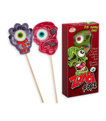 Zombi Pops 90g Sweets and Candy