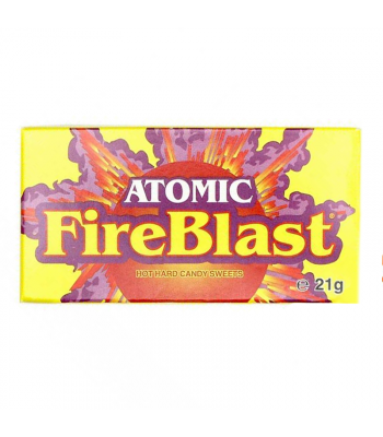 Atomic Fireblast - 21g Sweets and Candy