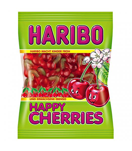 Haribo Happy Cherries Peg Bag 5oz (142g) Sweets and Candy Haribo