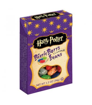 Harry Potter - Bertie Bott's Beans 1.2oz (34g) Novelty Candy Harry Potter