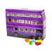 Harry Potter Knight Bus Money Tin w/ Chewy Candy - 112g Sweets and Candy Harry Potter