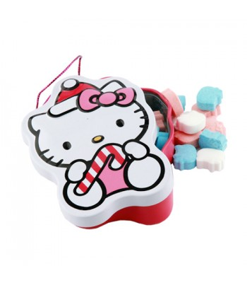 Hello Kitty Christmas Candy Tins 1.2oz (34g)