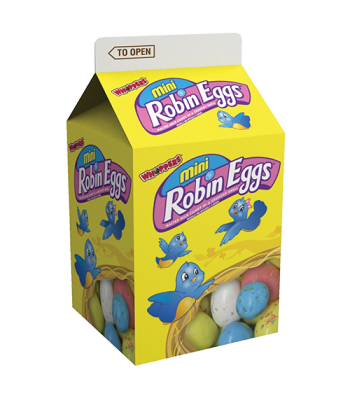 Whoppers Mini Robin Eggs - 4oz (113g) Sweets and Candy Whoppers