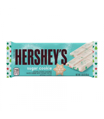 Hershey's Sugar Cookie Bar - 1.55oz (43g) Sweets and Candy Hershey's