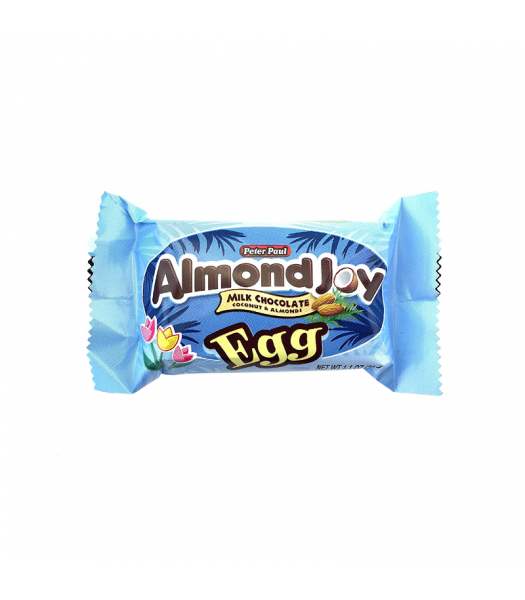 Hershey's Almond Joy Egg - 1.1oz (31g) Sweets and Candy Hershey's