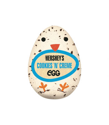Clearance Special - Hershey's Cookies 'N' Creme Egg - 34g ** Best Before: 221 June 20** Clearance Zone Hershey's