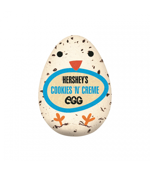 Clearance Special - Hershey's Cookies 'N' Creme Egg - 34g  **Best Before: June 21** Clearance Zone