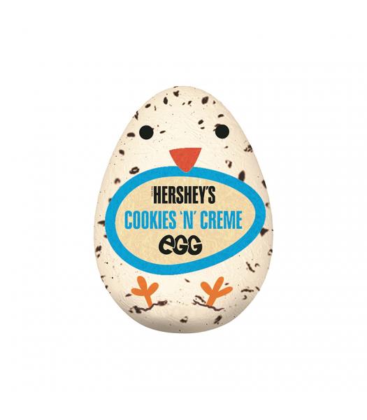 Hershey's Cookies 'N' Creme Egg - 34g