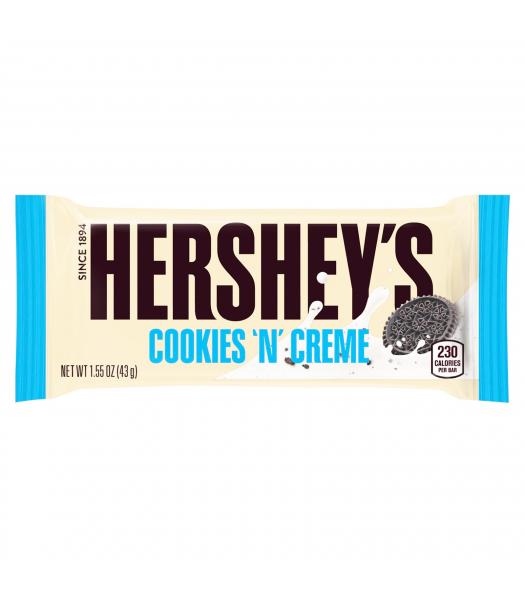 Hershey's Cookies & Creme 43g   Hershey's