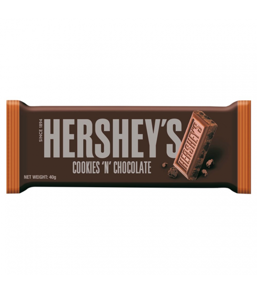 Hershey's Cookies 'N' Chocolate (40g) Sweets and Candy Hershey's