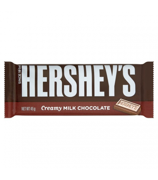 Clearance Special - Hershey's Creamy Milk Chocolate Bar 45g **Best Before: 27 Aug 20** Clearance Zone
