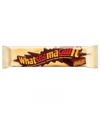 Hershey's Whatchamacallit Bar 1.6oz (45g) Chocolate, Bars & Treats Hershey's