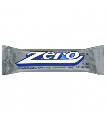 Hershey's Zero Bar 1.85oz (52g) Chocolate, Bars & Treats Hershey's