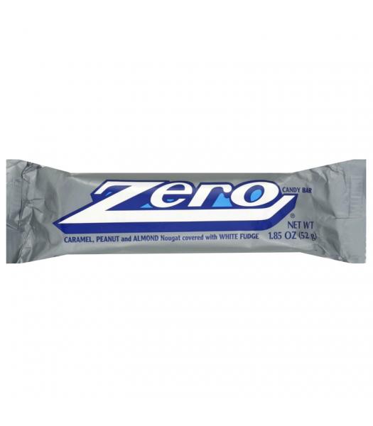 Hershey's Zero Bar 1.85oz (52g) Chocolate, Bars & Treats Hershey's
