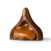 Hershey's Milk Chocolate Kisses filled with Caramel - 10.1oz (286g) Sweets and Candy Hershey's
