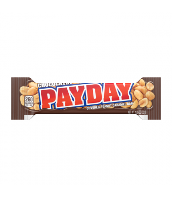 Hershey's Chocolatey PAYDAY Bar - 1.85oz (52g) Sweets and Candy Hershey's