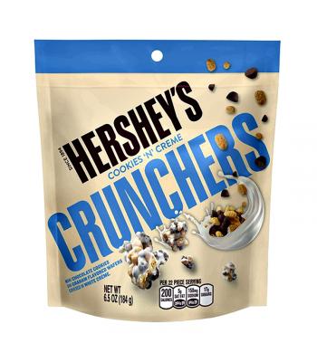 Hershey's Cookies 'n' Creme Crunchers 6.5oz (184g) Chocolate, Bars & Treats Hershey's