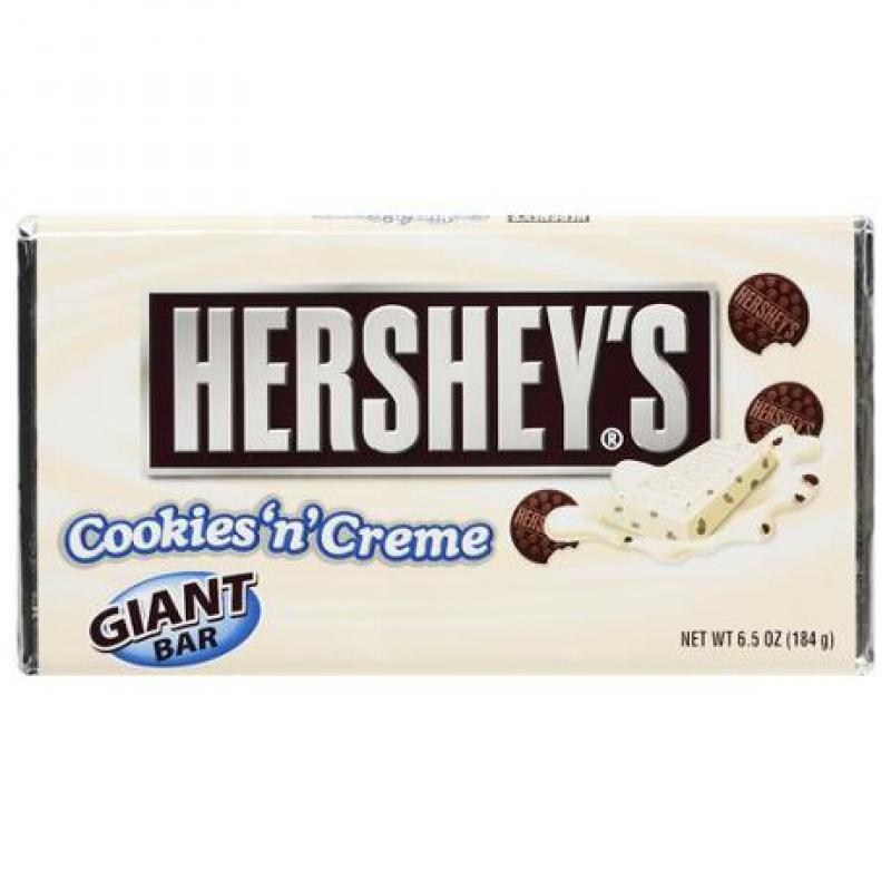Hershey Chocolate Bar Cookies And Cream