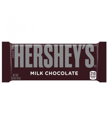 Hershey's Creamy Milk Chocolate Bar (45g) Chocolate, Bars & Treats Hershey's