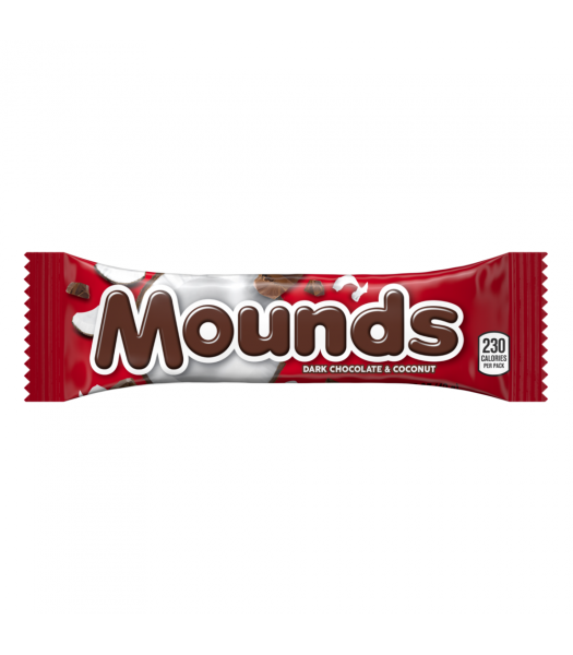 Hershey's Mounds Bar 1.75oz (49g) Chocolate, Bars & Treats Hershey's