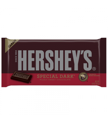 Hershey's - Special Dark - 6.8oz (192g) Chocolate, Bars & Treats Hershey's