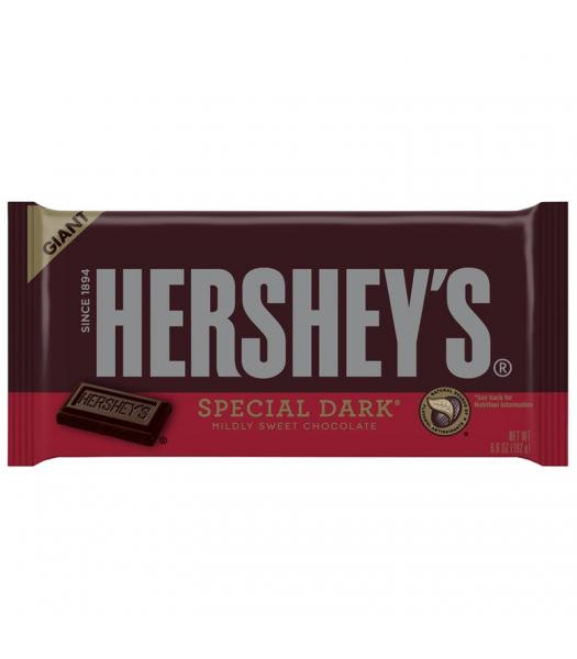 Hershey's - Special Dark GIANT Bar - 6.8oz (192g) Chocolate, Bars & Treats Hershey's