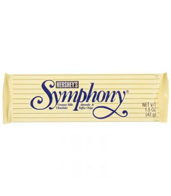 Hershey's Symphony Almonds & Toffee Bar 1.5oz (42g)