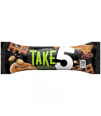 Hershey's Take 5 Bar 1.5oz (42g) Chocolate, Bars & Treats Hershey's