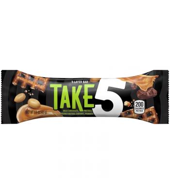 Hershey's Take 5 Bar 1.5oz (42g) Chocolate, Bars & Treats Hershey's