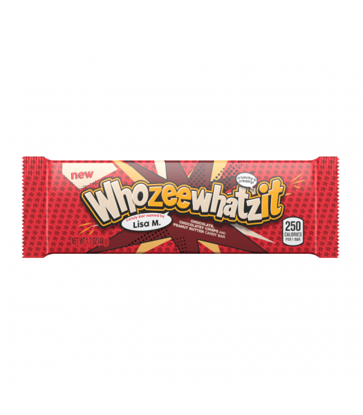Hershey's Whozeewhatzit - 1.70oz (48g) Sweets and Candy Hershey's
