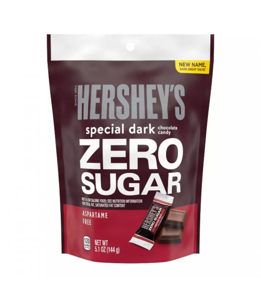 Hershey's Zero Sugar Special Dark Chocolate Pouch - 5.1oz (144g)