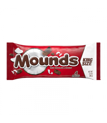 Hershey's Mounds King Size 3.5oz (99g) Sweets and Candy Hershey's