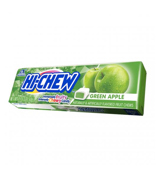 Hi-Chew Fruit Chews Green Apple - 1.76oz (50g) Sweets and Candy HI-CHEW