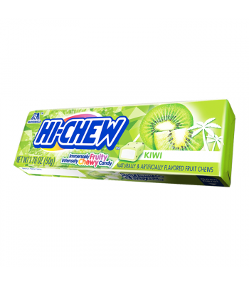 Clearance Special - Hi-Chew Fruit Chews Kiwi - 1.76oz (50g) **Best Before: November 19** Clearance Zone