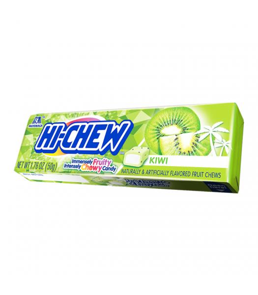 Hi-Chew Fruit Chews Kiwi - 1.76oz (50g)  Sweets and Candy HI-CHEW