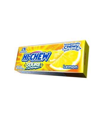 Clearance Special - Hi-Chew Sours Lemon - 1.16oz (33g) **Best Before: 11 March 18** Clearance Zone